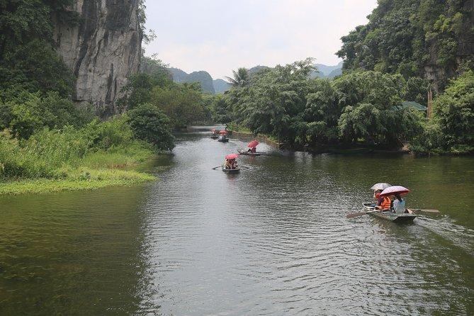 Ninh Binh Bicycle 1 Day Tour - Cycling Though rural Villages- Rice Paddies ...