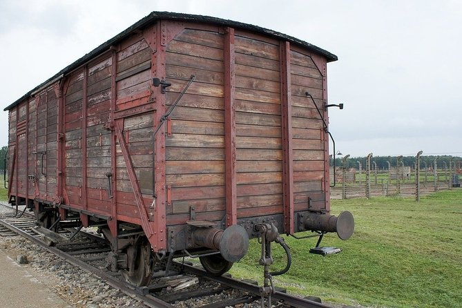 Guided Group Tour to Auschwitz-Birkenau from Krakow
