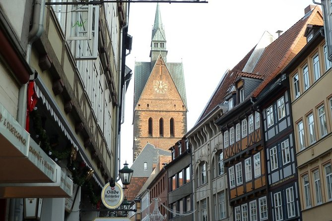 Private Hannover City Tour