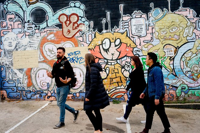 Private Tour of Collingwood in Melbourne: Coffee, Culture & History