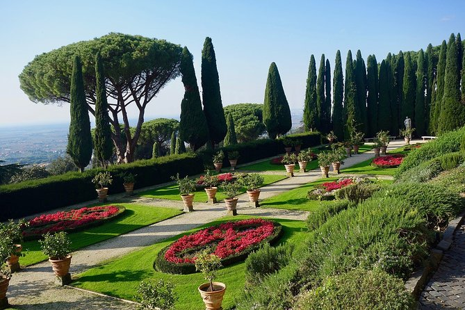 Papal Gardens at Castel Gandolfo Skip The Line Tickets