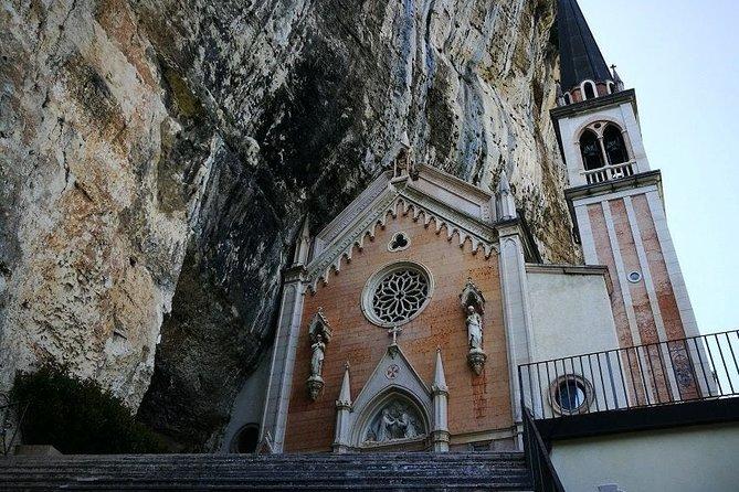 Madonna della Corona Sanctuary Walking Tour