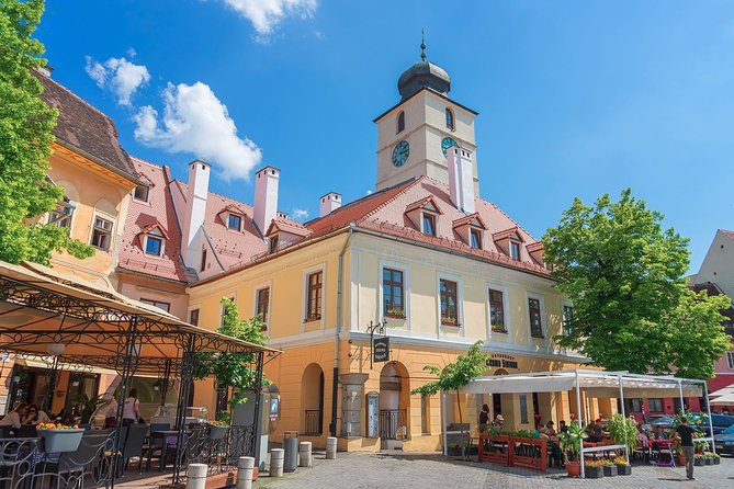 Private Guided Transfer from Braila to Bucharest