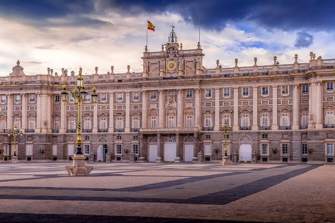 Royal Palace of Madrid Fast Track Tickets