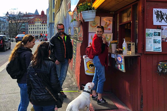 Get Tasty: The Ultimate Oslo Street Food Experience (Friday drop-in)