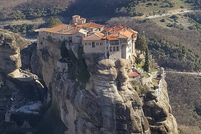 Private tour from Thessaloniki to Meteora