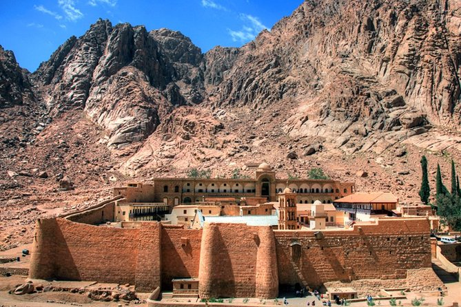Overnight Trip to St. Catherine Monastery and Mount Sinai