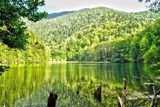 Dzama gorge-Bateti Lake