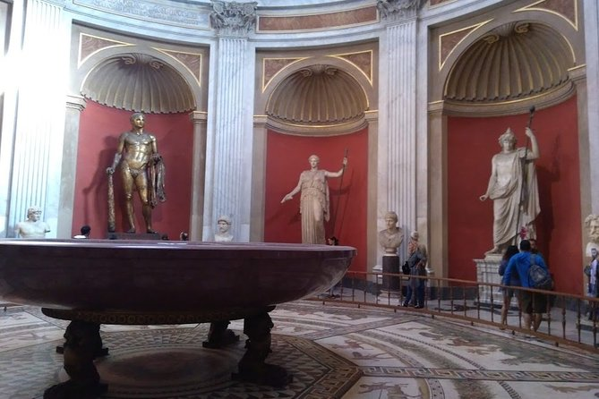 Vatican Museums and Sistine Chapel, private extended tour