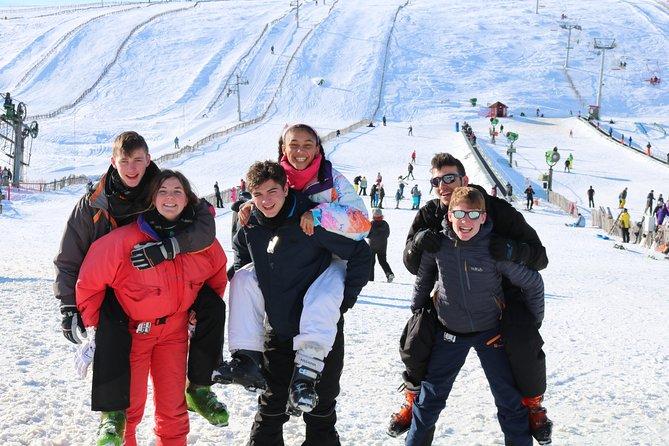 Full-Day Ski Lessons for Beginners from Aviemore
