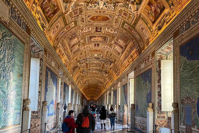 Semi Private Tour | Vatican Museum, Sistine Chapel and St. Peters Basilica