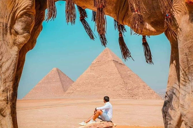 Half-Day Private Guided Tour of the Giza Pyramids and Sphinx