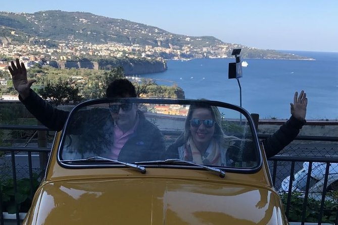 Private Food Tour with Local Driver on Sorrento Coast with Gnocchi Making