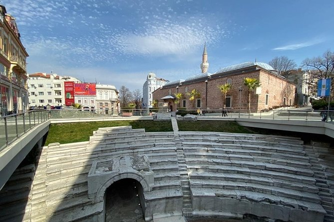 Small-group Sightseeing Walking Tour of Plovdiv