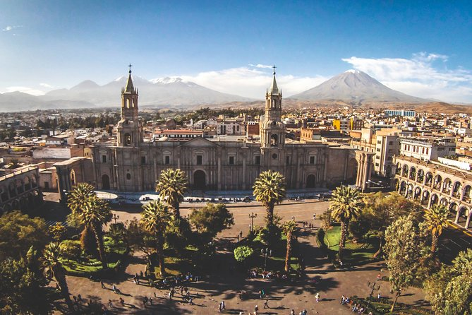 Half-Day Arequipa City Tour and Santa Catalina Monastery