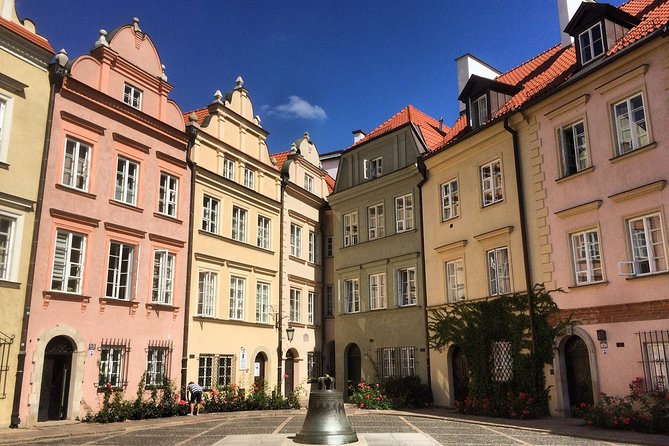 Explore Warsaw Old Town Unesco Site and Royal Way