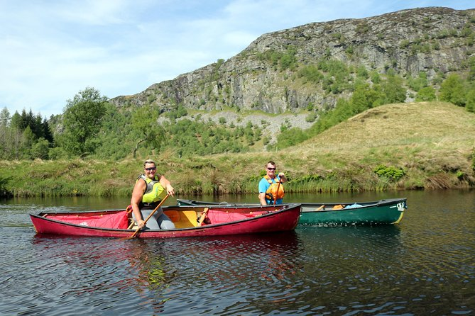 5-Day Canoeing River Spey Descent