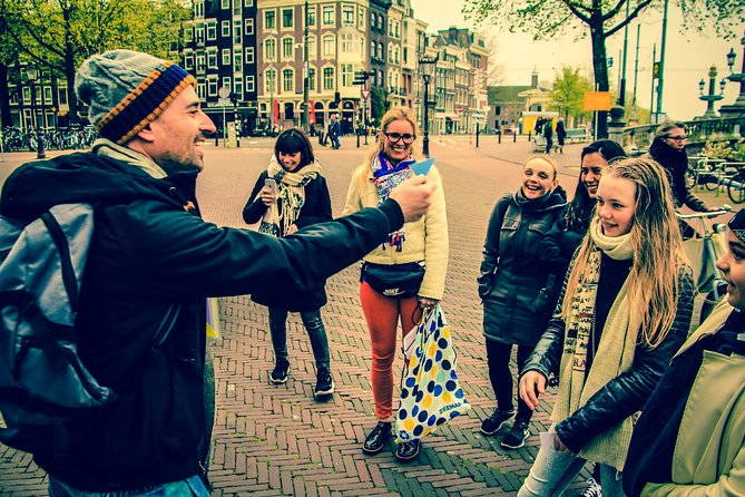 Family Tours. Amsterdam Tales photo 2