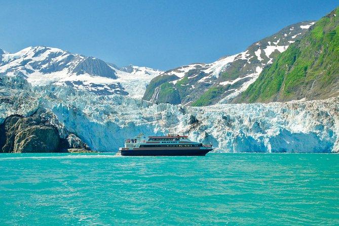 Phillips Cruises 26 Glacier Cruise & Coach - Anchorage, AK 2021