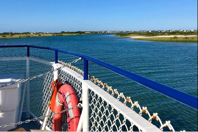 Take a Scenic Boat Ride in St. Augustine