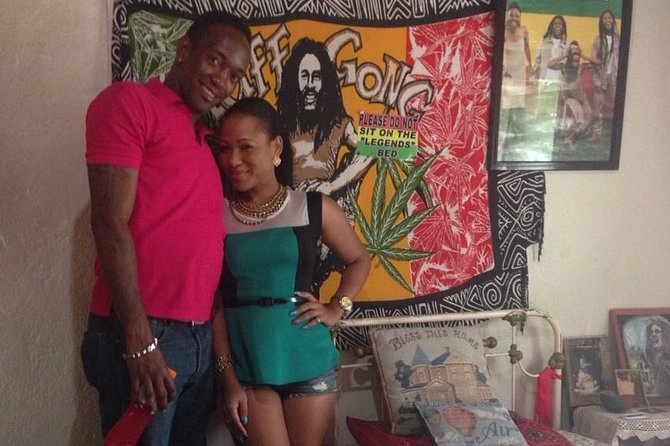 Private Tour of Bob Marley House from Ocho Rios