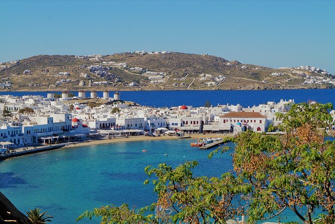 Explore Nature of Mykonos by Unforgettable City & Island tour