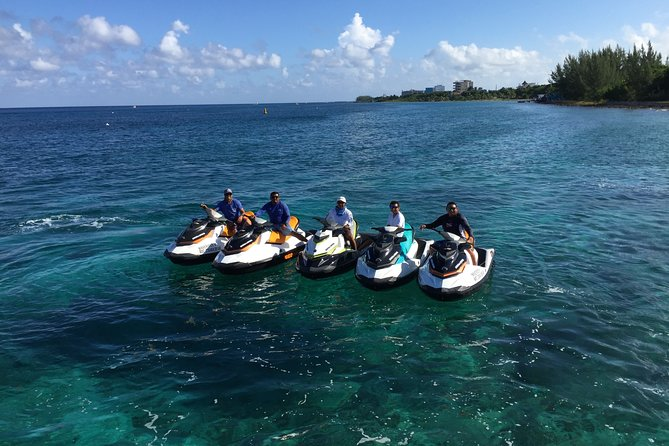 Jet Ski and Snorkel Tour in Cozumel