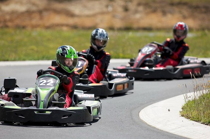 Raceline Karting at Off Road NZ