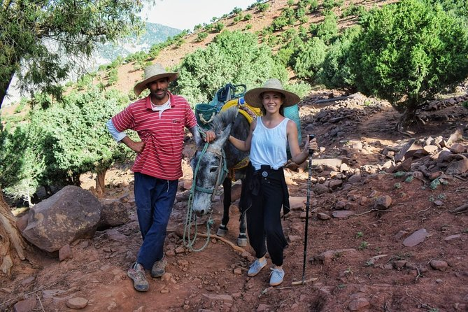 2 Day Guided Trek From Marrakech To The Atlas Mountains and Berber Villages