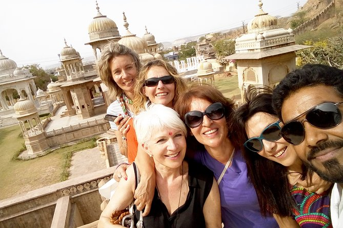 Private Full-Day Tour of Jaipur with Pickup