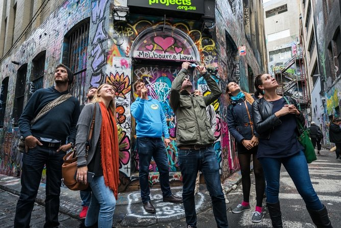 Melbourne Complete Walking Tour