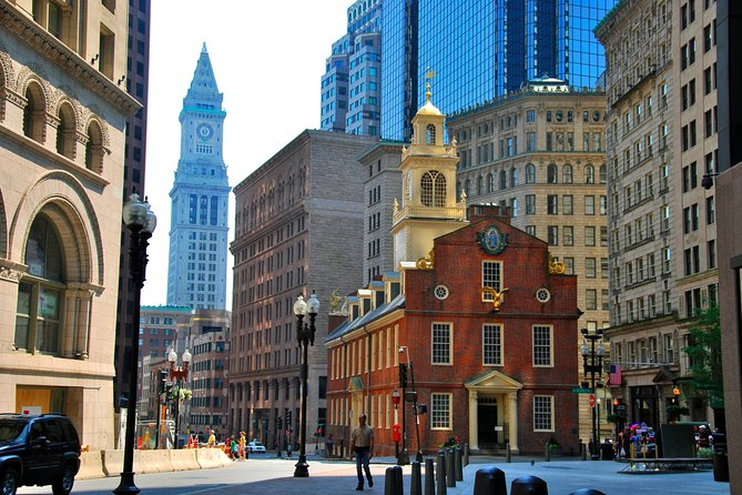 Private 4-hour Walking Tour in Boston with official tour guide