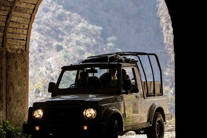3-Hour Jeep Safari Tour to Hill Goddess Temple
