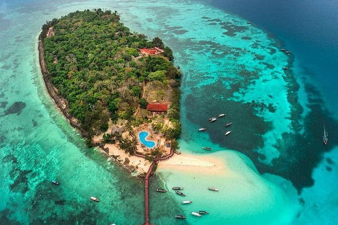 Zanzibar Nakupenda Beach Tour