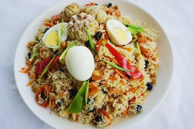 Central Asian Pilaf Cooking Master Class