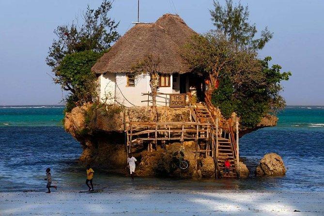 Zanzibar Paje Beach Tour & The Rock Restaurant