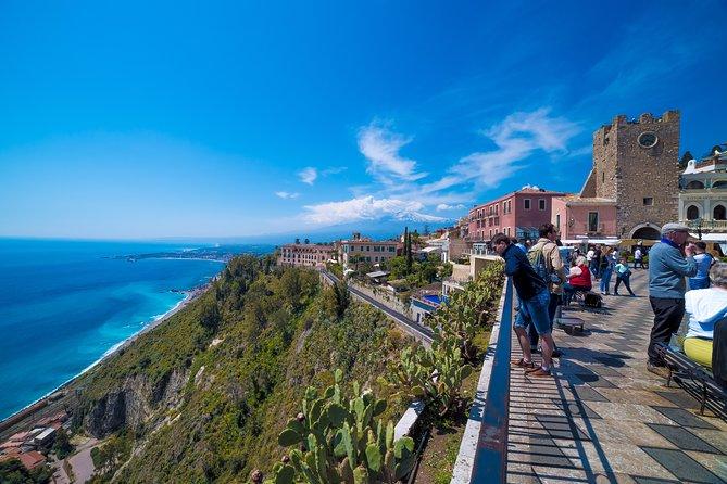 Private Taormina & Castelmola Guided Tour