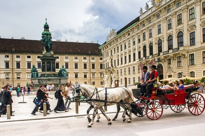 Private Vienna City Tour with a private transport and guide