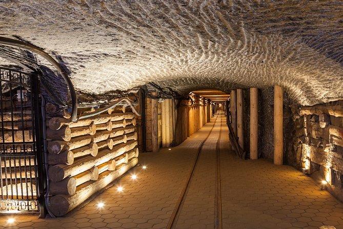 Wieliczka Salt Mine Tourist Route from Krakow