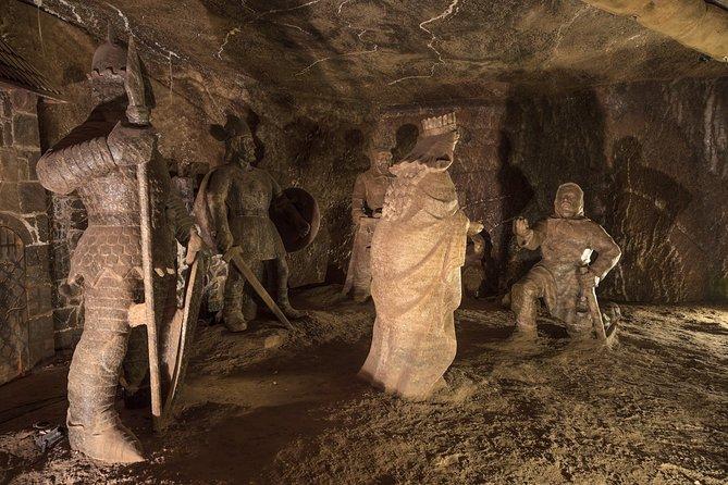 Guided Tour of Salt Mine from Krakow