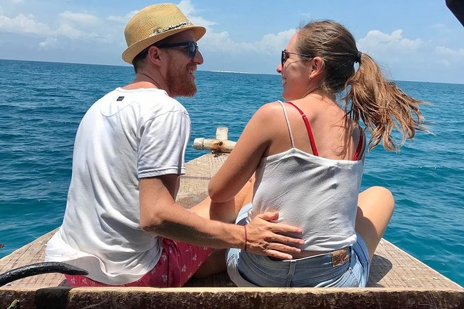 Zanzibar Stone Town; Prison Island & Spice Tour: Departure from Nungwi Beach