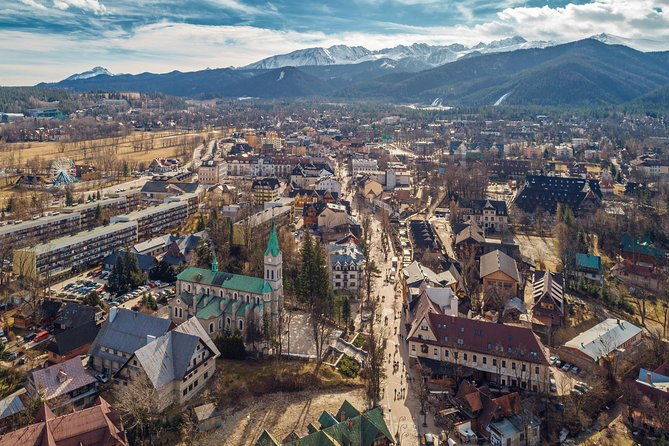 From Krakow: Zakopane - Town Surrounded by Tatra Mountains 2021