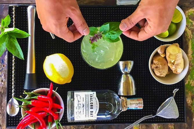Skip the Line: Chalong Bay Cocktail Workshop Ticket