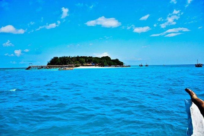 Zanzibar Nakupenda Beach Tour: Departure from Jambiani Beach