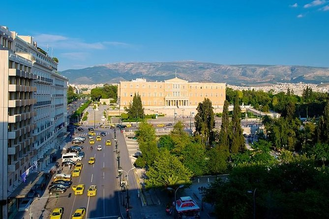 Luxury Private Tour in Athens Half Day