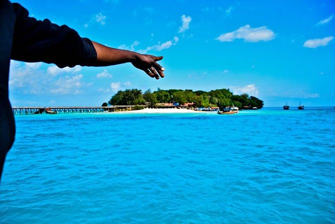 Zanzibar Spice Tour; Stone Town & Prison Island Tour: Departure from Paje Beach