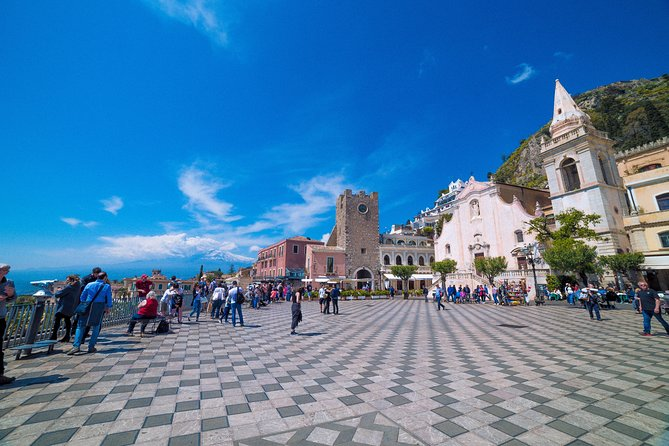 Private Taormina Walking Tour and Wine Tasting
