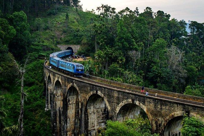 Train Tickets from Nanu oya (Nuwara Eliya) to Ella or Ella to Nanu Oya