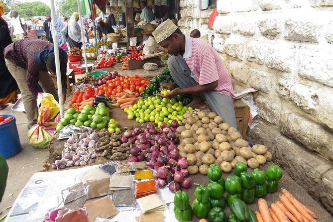 Zanzibar Spice Tour; Stone Town & Prison Island Tour: Departure from Uroa Beach