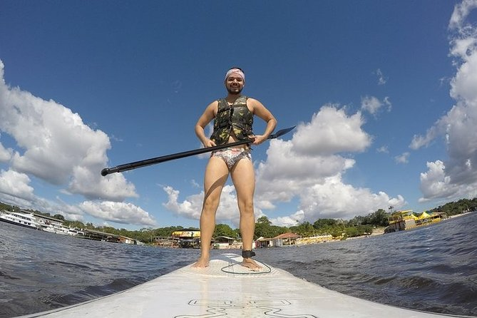 Stand Up Paddling Tour in the Lakes of Rio Negro